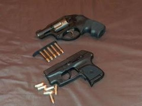 Ruger Lcr Vs Lcp Concealability