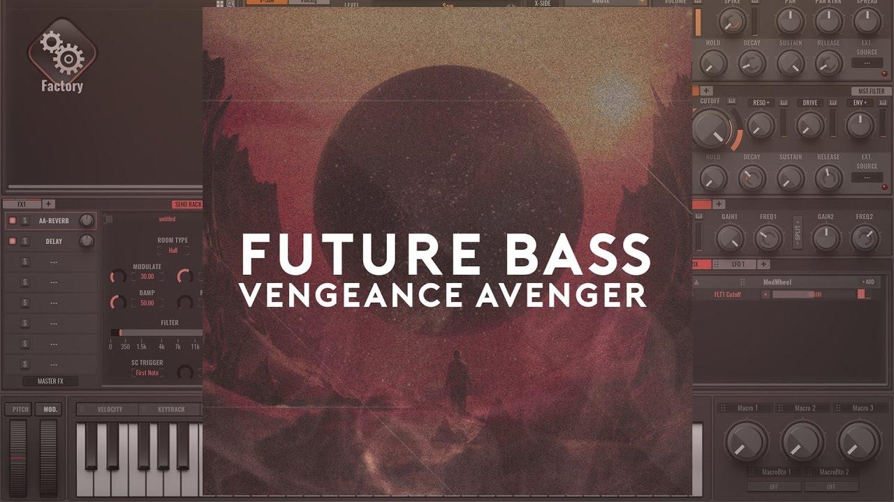 [FREE] Future Bass | Marshmello, Slushii, San Holo - Vengeance Avenger Presets