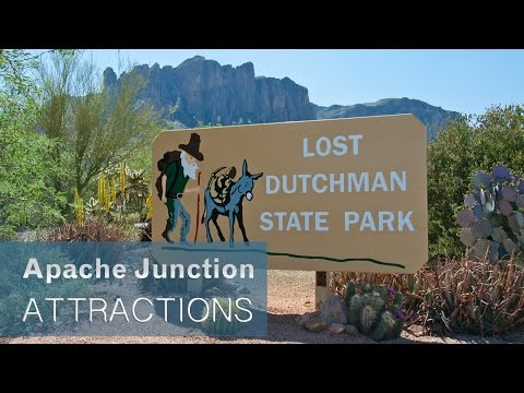 Apache Junction Area Attractions
