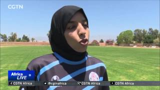 Women's football team in Morocco's Taroudant find success where the men have faltered