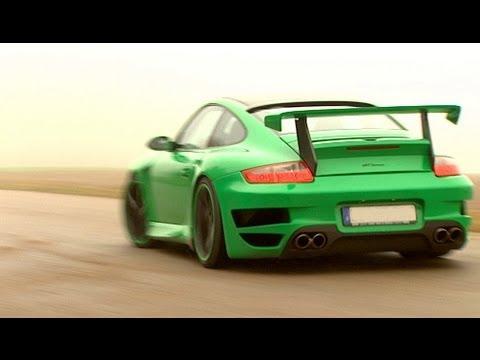 Porsche Techart GT Street - GRIP - Folge 56 - RTL2