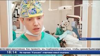 Новый вид хрусталика используют офтальмологи ОКБ 1