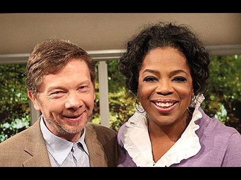 Eckhart Tolle and Oprah Winfrey: First Talk! (Full version/2007)