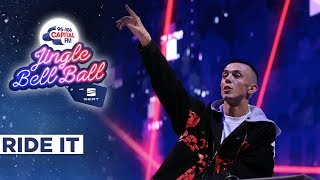 Regard - Ride It with Jay Sean (Live at Capital's Jingle Bell Ball 2019) | Capital