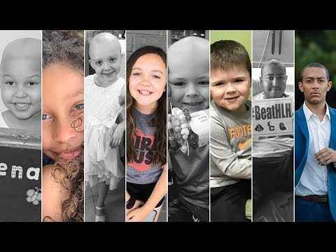 2019 Childhood Cancer Awareness Month