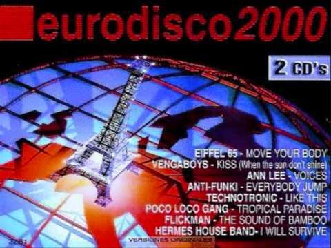 1.- ANTI-FUNKY - Everybody Jump (EURODISCO 2000) CD-2