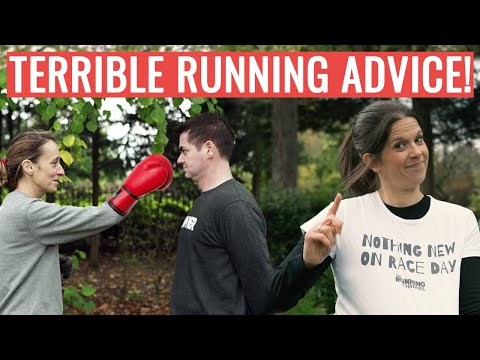 Top 10 WORST Pieces Of Running Advice