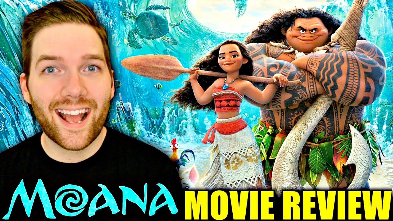 db469e332b5 Moana - Movie Review - YouTube