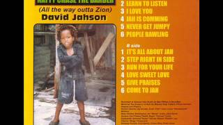 David Jahson - Jah Is Coming (1978)