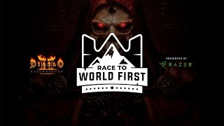 Race to World First | Diablo® II: Resurrected