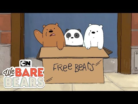 We Bare Bears | Potty Time (พากย์ไทย) | Cartoon Network