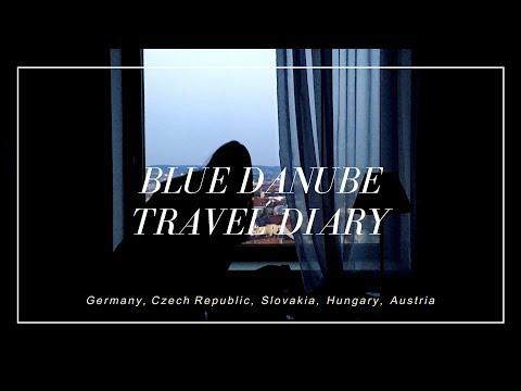 Blue Danube 🥀 2018 / travel diary