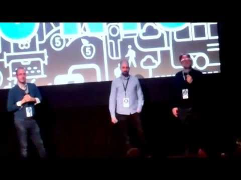 DOC NYC 2014  ALMIOST THERE  post screening Q&A w:Directors  Dan Rybicky Aaron Wickenden