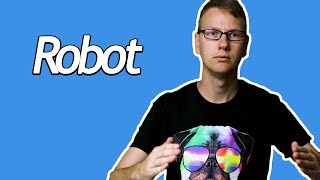 Chris v Chris: Robot