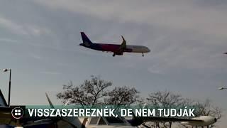 Visszaszerezné a kormány a repteret, de nem tudja 19-08-15