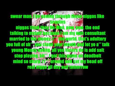Lil Wayne(: 6ft 7ft Lyrics