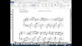 Bia vô danh Piano - OST Võ Tắc Thiên