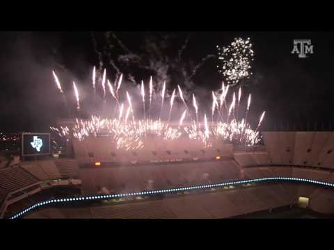 Kyle Field | 2017 Friday Night Lights Fireworks Show
