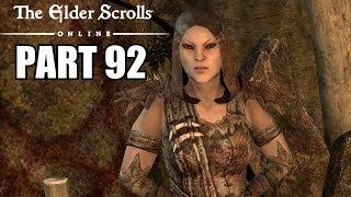 The Elder Scrolls Online Gameplay Walkthrough Part 92 - PC Ultra Settings Review