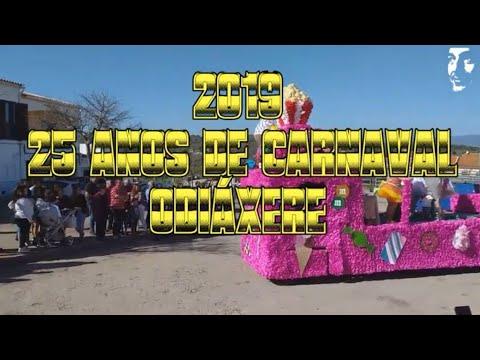 2019  25 anos de Carnaval   Odiáxere