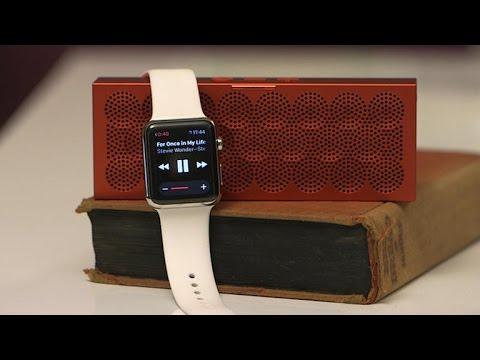 Use your Apple Watch like an iPod -- and without your phone