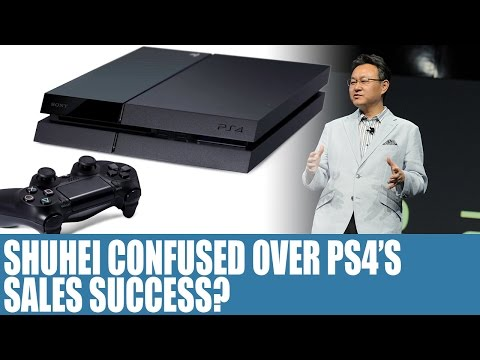 Shuhei Yoshida On PS4 Selling 10 Million Units - Feels Confused By Playstation 4 Success