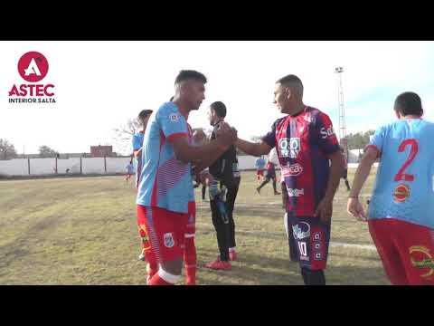 Copa Salta - San Antonio De Campo Santo 0 vs Villa San Antonio 1