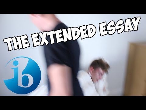 Introduction to IB - The Extended Essay