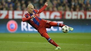 Arjen Robben Kỹ thuật siêu phàm - vn.13322.com