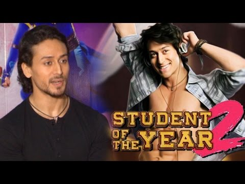 Tiger Shroff Expresses His Happiness On Being A Part Of Karan Johar's Student Of The Year Sequel