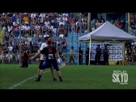 WUCC 2014  San Francisco Revolver vs Seattle Sockeye Open Final