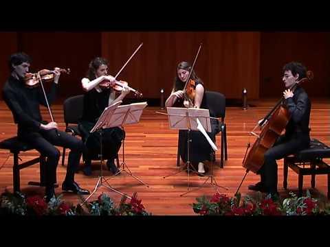Da Camera Cuartetos de Cuerda G. Pichler/ Auditorio Sony, Madrid 15/12/2017
