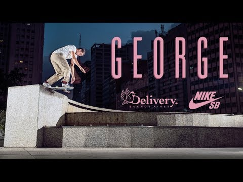 """Delivery x Nike SB Argentina's """"George"""" Video"""