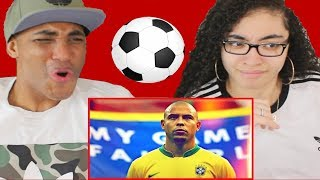 MY DAD REACTS TO Ronaldo Fenomeno ● A Living Legend REACTION