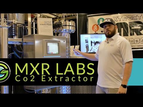 MRX Co2 Extractor - Canna Con