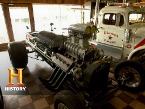 American Pickers: Mike And Donna | History