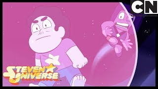 Trapped in Space | Bubbled | Steven Universe  | Cartoon Network