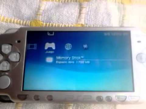Mi PSP no lee ningún disco ISO