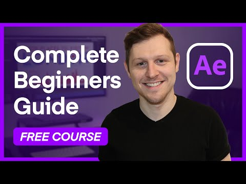 Learn Adobe After Effects  |  48 Episode Course