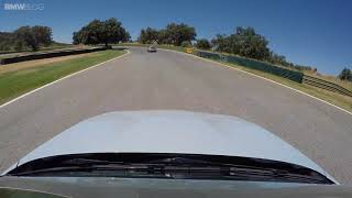 BMW M2 Competition on the track - GoPro footage