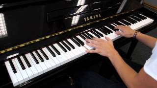 Simple Plan feat. Sean Paul - Summer Paradise Piano Cover