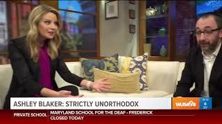 CBS show interviewing Ashley Blaker