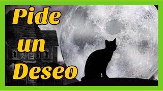 ▷ PIDE UN DESEO A LA LUNA LLENA 🔮🕯️🌕 Vela de La Luna Llena