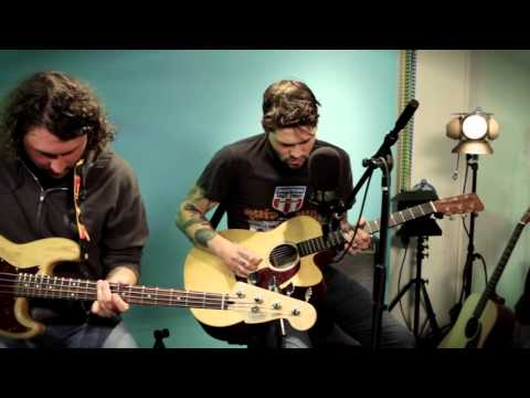 "Holy White Hounds | ""Switchblade"" Live & Acoustic"