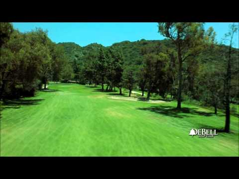 DeBell Golf Course Burbank Ca, Aerial Flyover - Hole 2 Mp3
