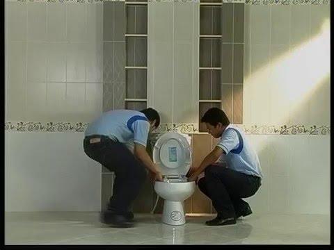 Cotto Sanitary Wares Installation