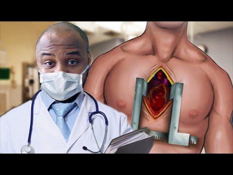 SURGERY GONE WRONG! (Surgeon Simulator)