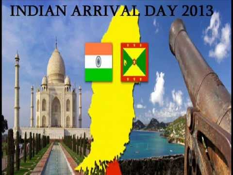 INDIAN ARRIVAL DAY 2013 - GRENADA CHUTNEY SOCA MIX - DJ SOCAHOLIC PRODZ