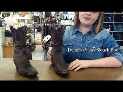 428166bc6d3 Durango Sultry Slouch Boot - JC Western Wear - YouTube