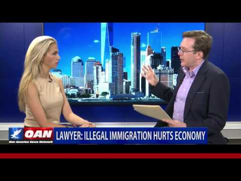 Lawyer: Illegal Immigration Hurts Economy